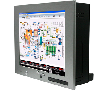 17 inch Touch Screen Panel PC (NTP12SO)